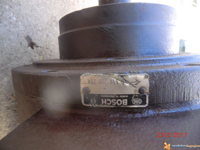 Hidraulicna pumpa -BOSCH - 3/4
