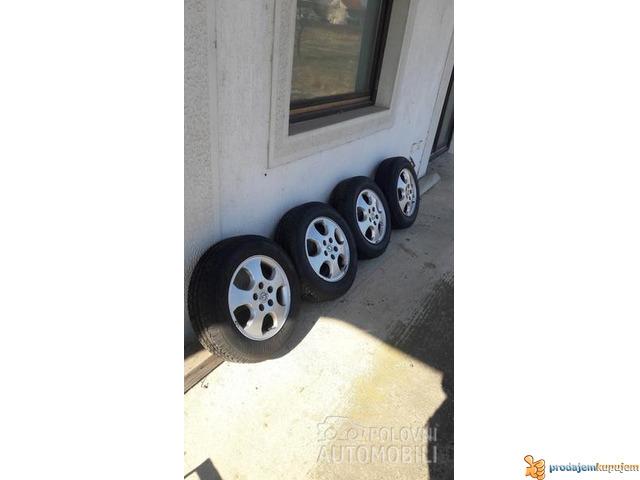 Opelove felne sa gumama 5x110 - 2/4