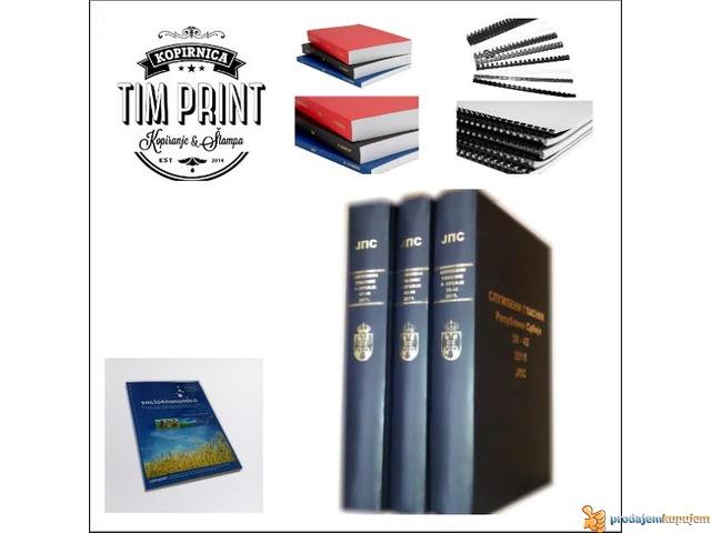FOTOKOPIRNICA - STAMPARIJA TIM PRINT - 1/5