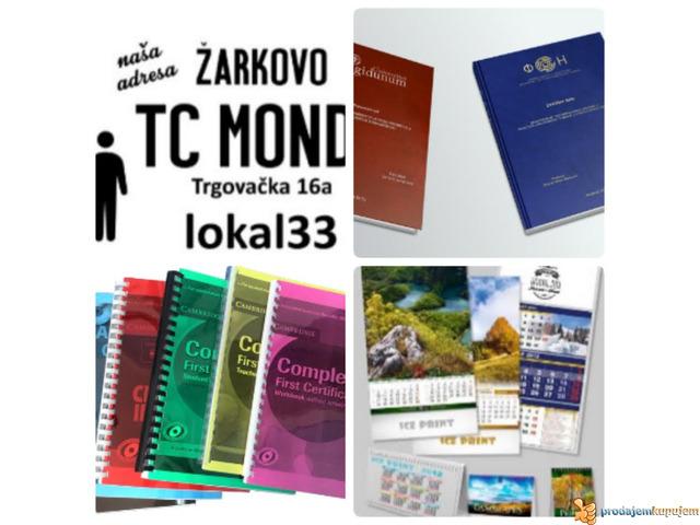 FOTOKOPIRNICA - STAMPARIJA TIM PRINT - 3/5