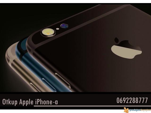 Otkup iPhone 5S/SE/6/6+/6S/6S+/7/7+/ telefona - 1/2