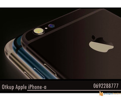Otkup iPhone 5S/SE/6/6+/6S/6S+/7/7+/ telefona