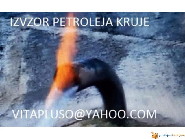 Petrolej sa izvora Borizane,Kruje! - 2/3