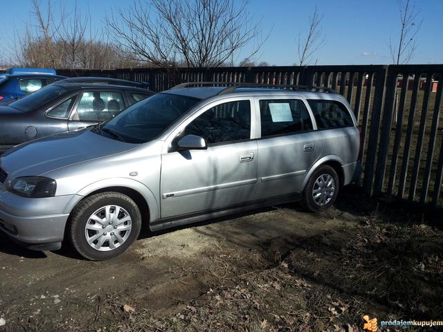 Opel Astra G 1.7 2003 karavan - 2/7