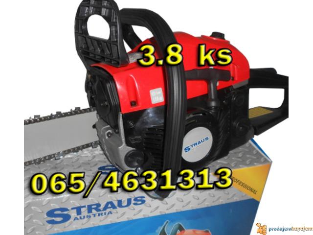 Motorna Testera Straus Austria 3.8 ks - 2/3