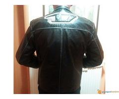 Muška kožna jakna Dizel