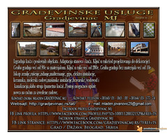 Građevinske usluge