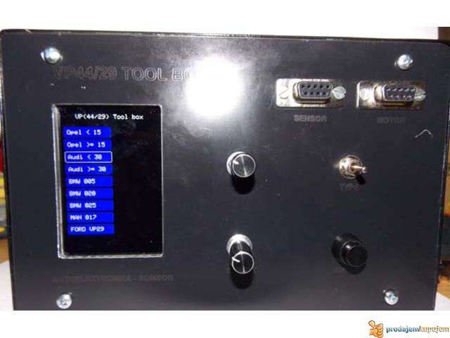 Aparat za testiranje elektronike VP44/29 pumpe - 1/2