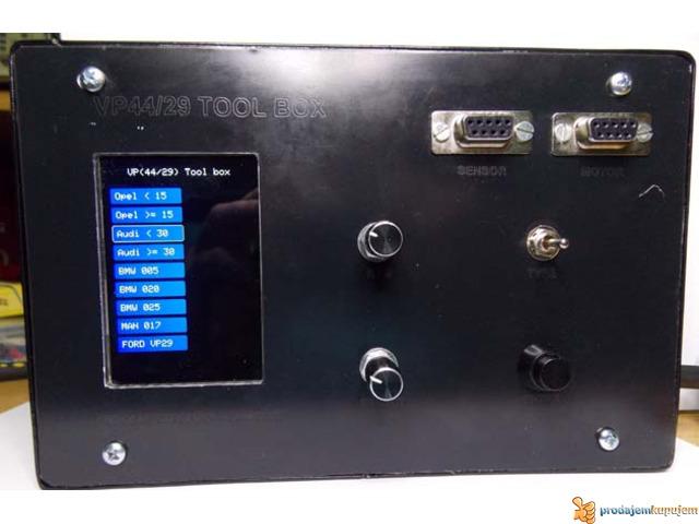 Aparat za testiranje elektronike VP44/29 pumpe - 2/2