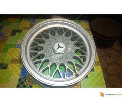 Alu felne Mercedes 190, 124