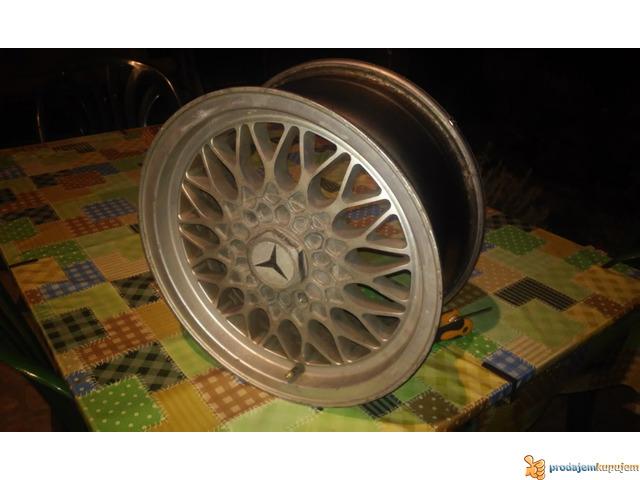 Alu felne Mercedes 190, 124 - 3/3