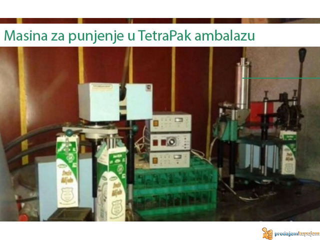 Masina za punjenje u TetraPak ambalazu - 3/3