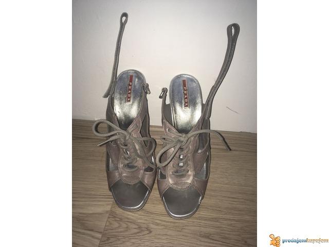 PRADA kozne sandale-original - 6/6