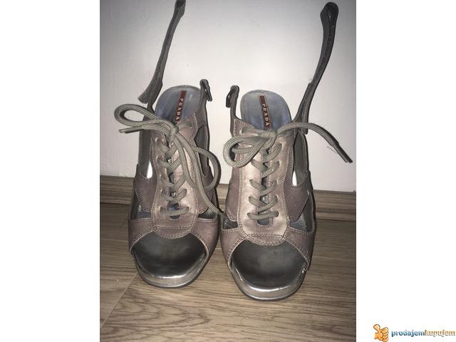 PRADA kozne sandale-original - 5/6