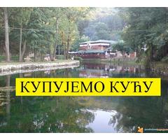 Tražim poljoprivredno imanje u Srbiji prednost uz reku ili jezero