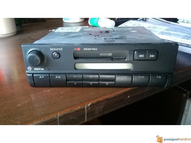 Radio kasetofon - 1/1