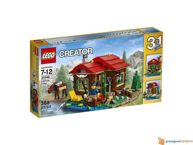 Lego Creator Lakeside Lodge 31048 - 1/4