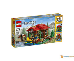 Lego Creator Lakeside Lodge 31048 - Slika 1/4