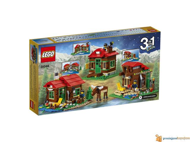 Lego Creator Lakeside Lodge 31048 - 2/4