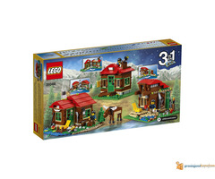 Lego Creator Lakeside Lodge 31048 - Slika 2/4