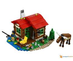 Lego Creator Lakeside Lodge 31048 - Slika 3/4