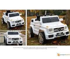 Mercedes Brabus G80 V8 Beli - Slika 4/4
