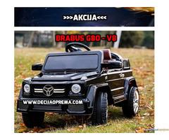 Mercedes Brabus G80 V8 Crni - Slika 2/4