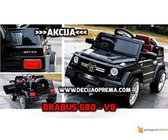 Mercedes Brabus G80 V8 Crni - Slika 4/4