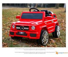 Mercedes Brabus G80 V8 Crveni - Slika 4/4
