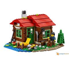 Lego Creator Lakeside Lodge 31048 - Slika 4/4