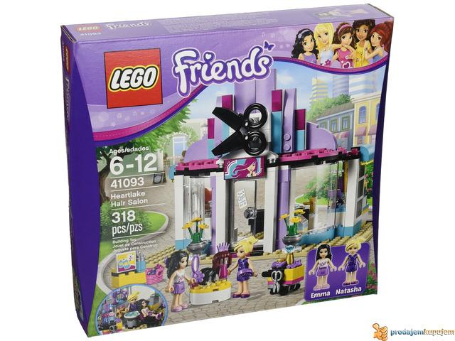 Lego Friends Heartlake Hair Salon 41093 - 1/2