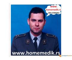 Mobilni BG medicinski tehničar, fizioterapeut, prevoz, lekar...