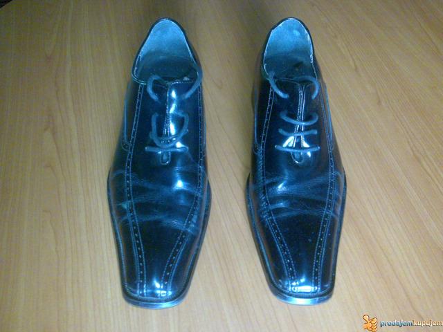 Muske salonske cipele ROMA - 1/2