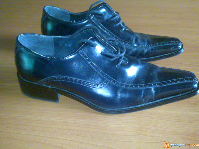 Muske salonske cipele ROMA - 2/2