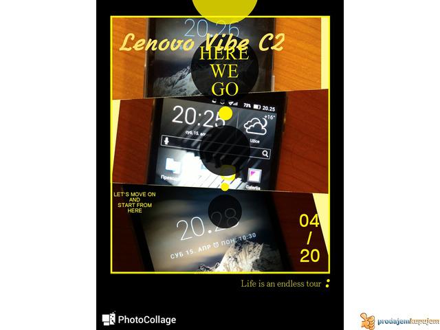 Lenovo Vibe C2 - 1/5
