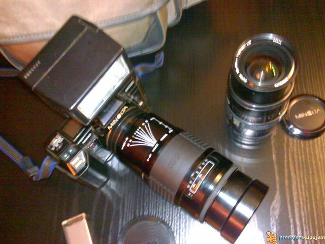 Fotoaparat Minolta 7000 MAXXUM AF 28-85mm - 2/6
