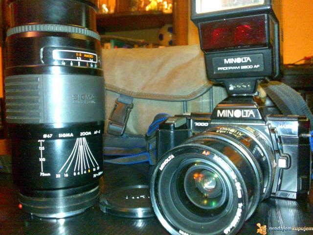 Fotoaparat Minolta 7000 MAXXUM AF 28-85mm - 3/6