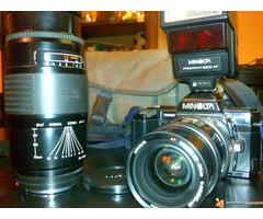 Fotoaparat Minolta 7000 MAXXUM AF 28-85mm