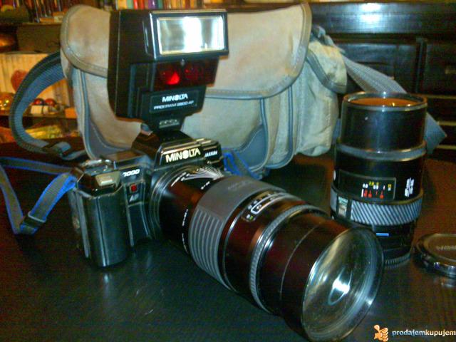Fotoaparat Minolta 7000 MAXXUM AF 28-85mm - 4/6