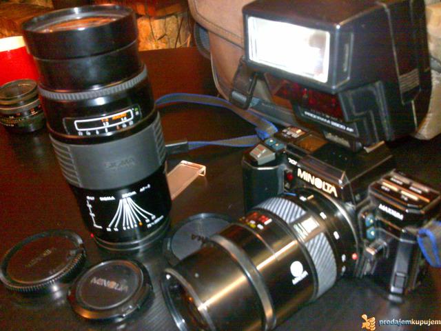 Fotoaparat Minolta 7000 MAXXUM AF 28-85mm - 6/6
