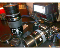 Fotoaparat Minolta 7000 MAXXUM AF 28-85mm - Slika 6/6
