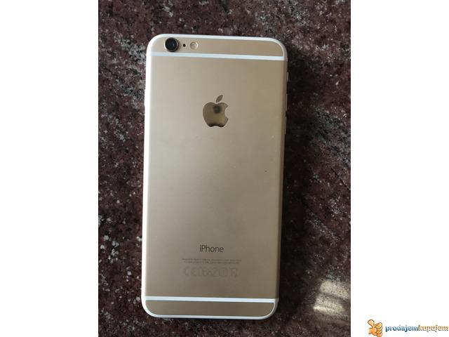 Apple Iphon 6 plus zlatni - 1/3