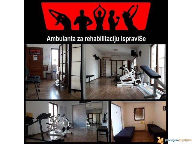 IspraviSe ambulanta za rehabilitaciju - 1/1