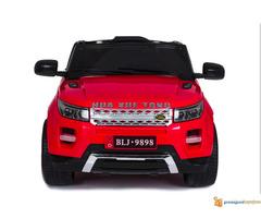Range Rover Mini auto na akumulator 12v za decu Crveni