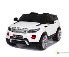 Range Rover Mini auto na akumulator 12v za decu Beli