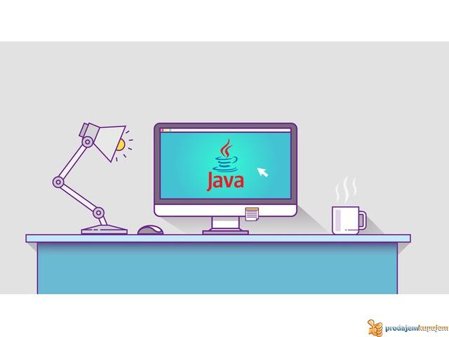 Privatni časovi Java,Javaee, HTML,CSS,JS,Bootstrap,XML,MySQL, SQL - 1/1