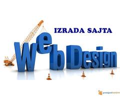 Povoljna izrada i održavanje Web sajtova - Slika 1/6