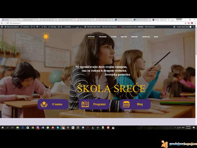 Povoljna izrada i održavanje Web sajtova - 4/6