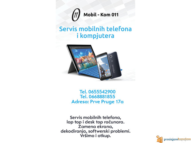 MOBIL-K0M 011 - 1/1