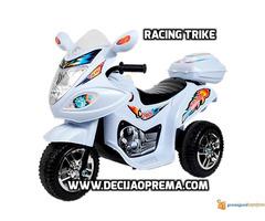 Motor za decu Racing Trike Beli